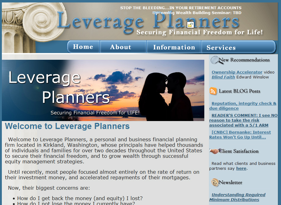 leverageplanners