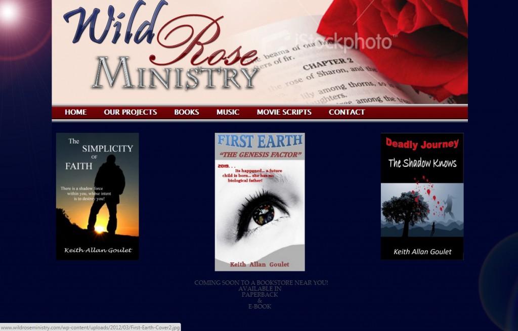 wild rose ministry